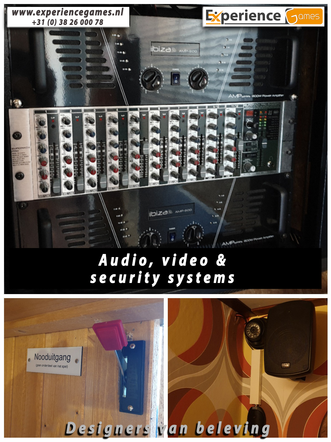 audio video security